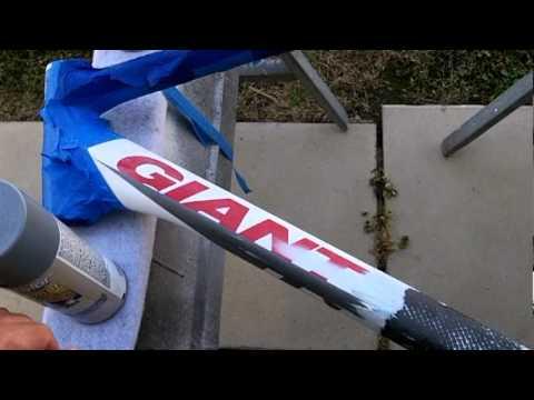 Carbon Fiber Bike Repair- Video Tutorial 2 of 2