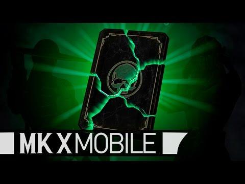 ИСПЫТАНИЕ БОЕВОГО НАБОРА от IgorYao Mortal Kombat X Mobile