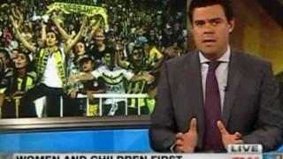 Ali Koç CNN International'da Fenerbahçeli Kadınları Anlattı
