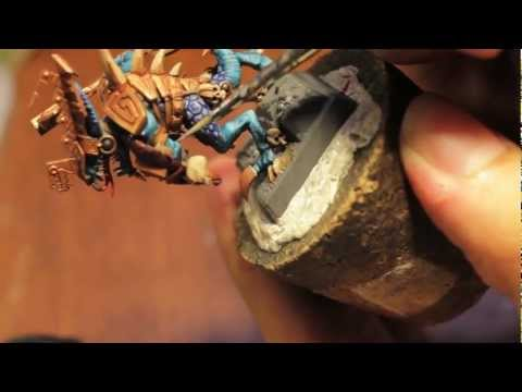 How to Paint Lizardmen 3 of 3