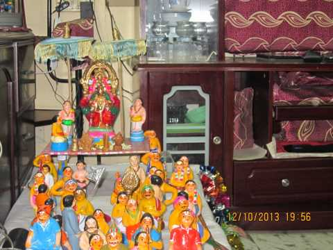 Shyams Ambattur - Varalakshmi Vrutham And Navarathri 2013 video