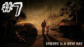 The Walking Dead - Episode 1 - Gameplay Walkthrough - Part 7 - JUST ONE FIX (Xbox 360/PS3/PC) [HD]
