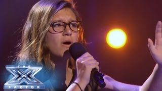 "Danielle Geimer Has Singin' On Her ""Mind""! - THE X FACTOR USA 2013"