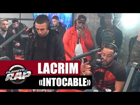 "Lacrim ""Intocable"" Feat. Mister You #PlanèteRap"