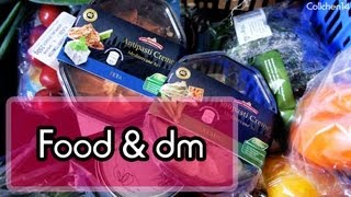 Follow Me Shopping - Food & dm + 1 Gericht | Collchen14