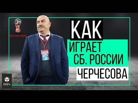 Как играет Сборная России Черчесова | ЧТР #5