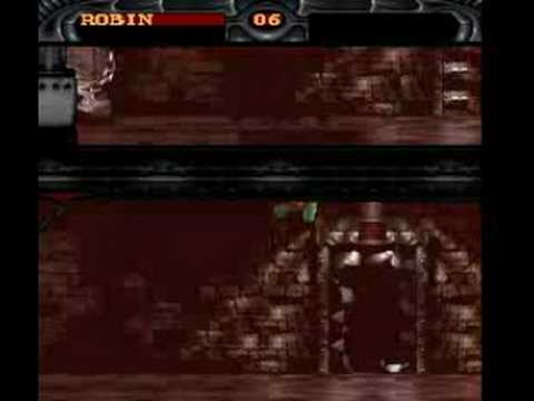 Batman Forever (SNES) with commentary