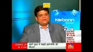 Karbonn Mobiles -TechGuru-CNBCAwaaz-05.33pm-6.29min.mpg 24Feb12-