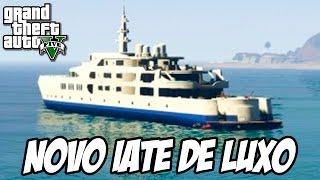 GTA V - IATE PERSONALIZADO MARAVILHOSO DLC EXECUTIVOS E OUTROS CRIMINOSOS