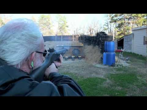 Shooting The Mossberg 930 SPX 12ga Shotgun