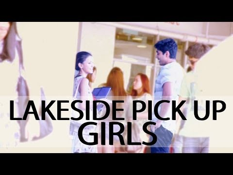 Picking Up Girls in Malaysia - University Edition