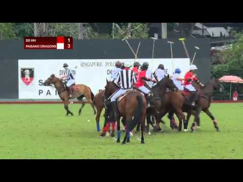 The Polo Series Episode 3 - Singapore Open 2014