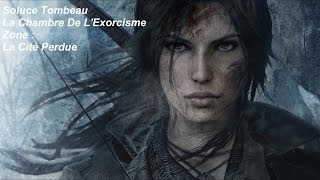 Rise Of The Tomb Raider Soluce Tombeau La Chambre De L