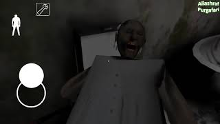 10 funny moments in Granny The Horror Game || Experiments with Granny