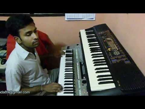 Hitha Dura Handa(yamaha Psr S-710) video