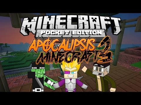 #APOCALIPSISMINECRAFT3 | Minecraft Pocket Edition | Descarga