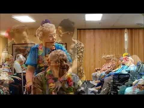 Nat'l Nursing Home Week at Twilight Acres - Wall lake, Iowa