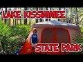 Lake Kissimmee State Park - Hiking & Camping