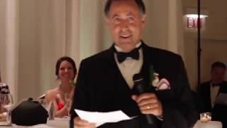 Father of the Bride Speech 8-16-2014