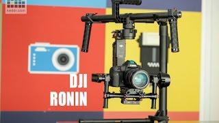 DJI Ronin - обзор электронного стабилизатора - Keddr.com