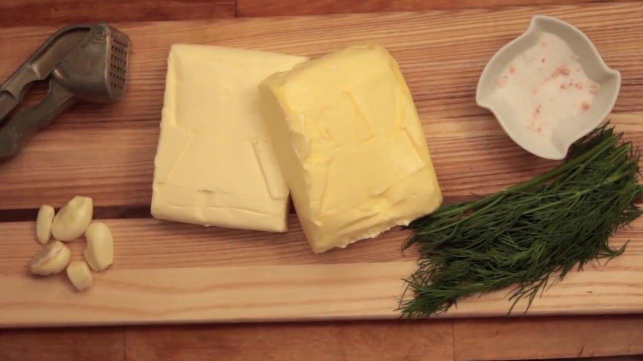 Как сделать сливочное масло соленым