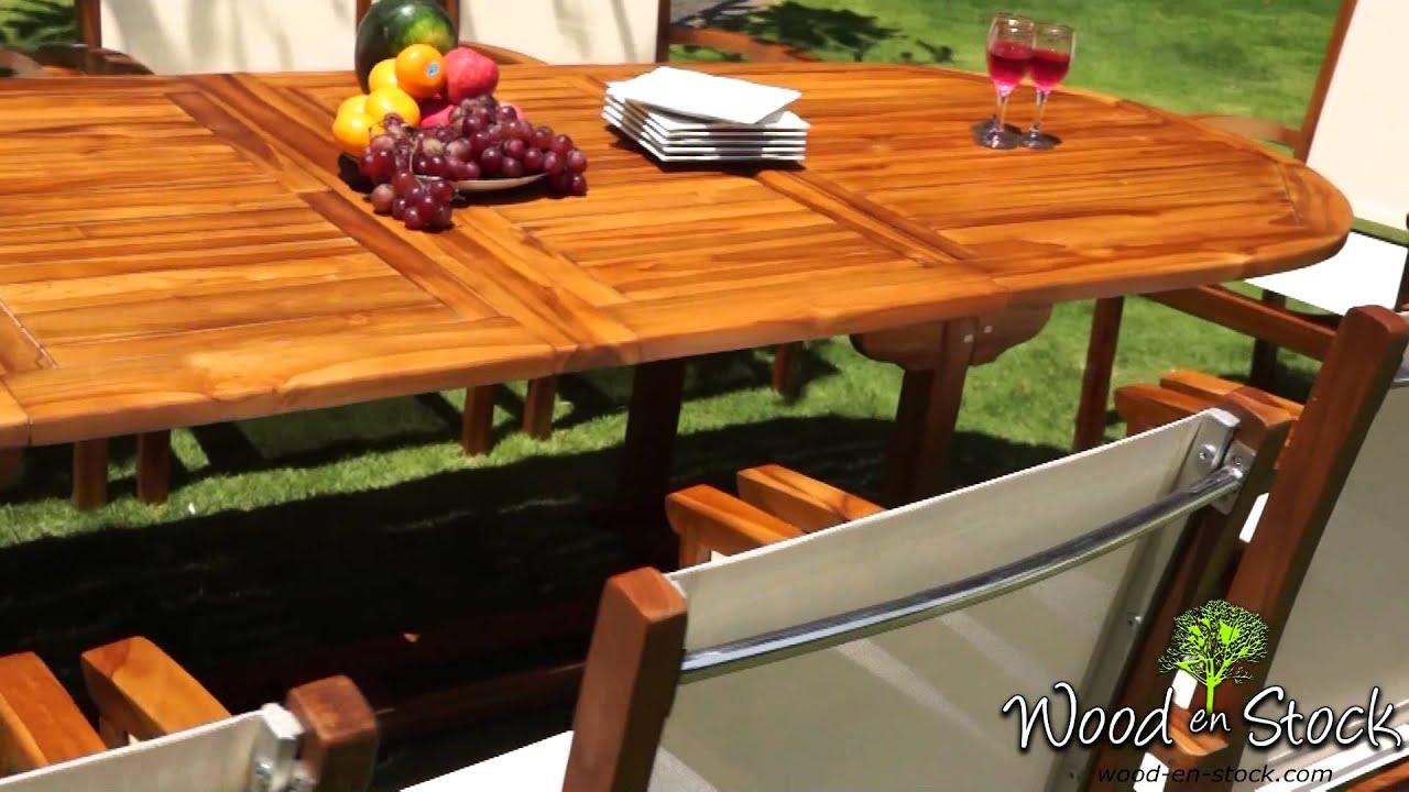 Table table de jardin monsieur bricolage meilleures - Table de jardin extensible mr bricolage ...