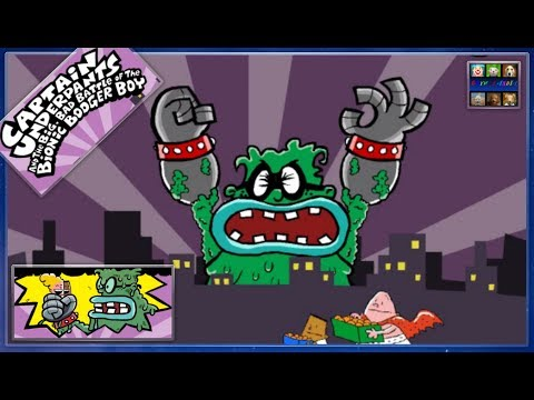 captain underpants and the big bad In the captain underpants games category we have added all sorts of matching games before, especially match 3 games, but none of if you like space invaders-like games, or just skill games in general, the this new game from the captain underpants games category on our website is one you.