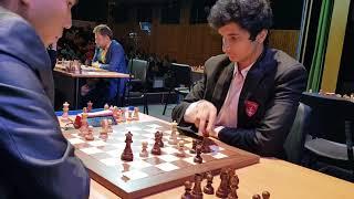 Wesley So checkmates Vidit Gujrathi's king