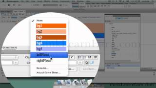Dreamweaver tutorials Build HTML5 CSS3 jquery websites Vol 1