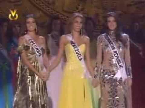 Miss Venezuela gana el Miss Universo 2008