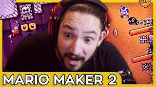SPEEDRUNS & PUZZLES - SUPER MARIO MAKER 2: SUBMITTED LEVELS