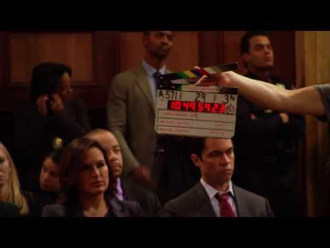 Law & Order: SVU: Psycho Therapist  Season 15 Episode 12 Behind the Scenes (Broll)