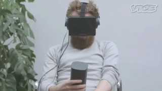 Oculus Rift and Teledildonics