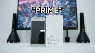 Unboxing Samsung Galaxy J2 Prime Indonesia - Namanya Nggak Cocok