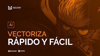 Vectoriza Rápido y Fácil con Vector Magic | Urbinatutoriales