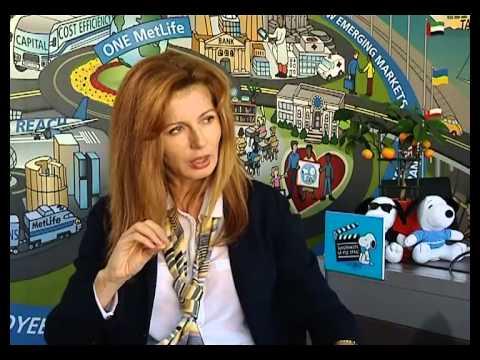 Hobby de manager: Emilia Bunea, CEO Metropolitan Life