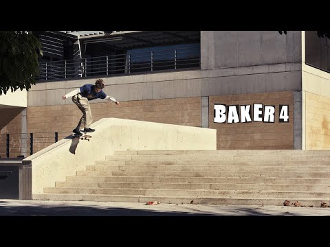 """Tyson Peterson's """"Baker 4"""" Part"""