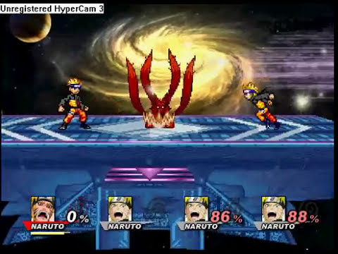 Super Smash Flash 2 v0.8 - All Final Smashes