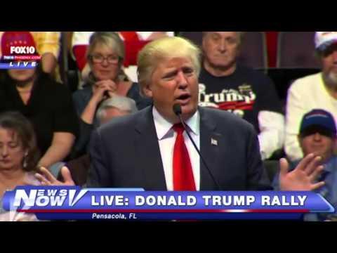 Donald Trump discusses the dirty rotten DESERTER, Bowe Bergdahl.
