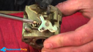 how to fix a lawn mower carburetor. Black Bedroom Furniture Sets. Home Design Ideas