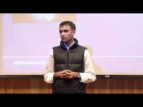 Distinguished Innovator Lecture - Keval Desai, Partner at InterWest