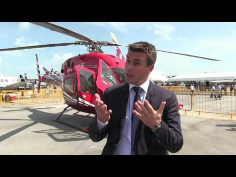 Singapore Airshow 2016: Bell Helicopter