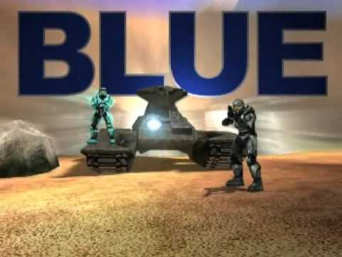 Red Vs. Blue Season 4 Intro video