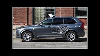 Tödlicher Uber-Unfall: Polizei veröffentlicht Aufnahmen aus dem Auto