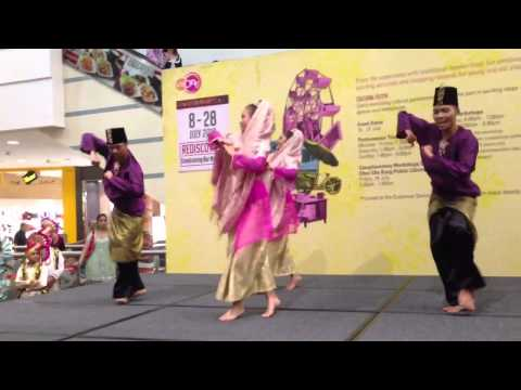 Cultural Fiesta Feat Malay Dance Troupe video