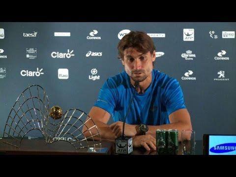 Ferrer vence o Rio Open
