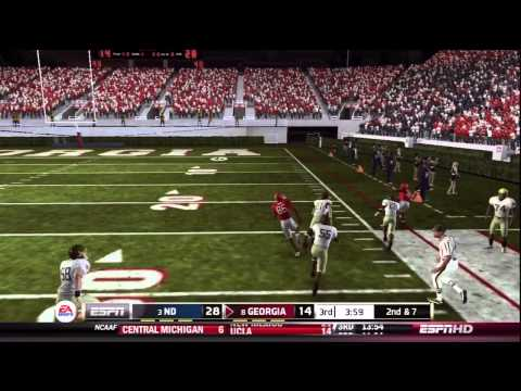 NCAA 13: NY_KIA31 CALLS IN TO A RADIO PROGRAM!