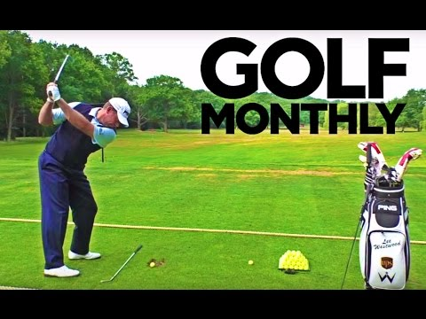 Lee Westwood Golf Coaching Clinic