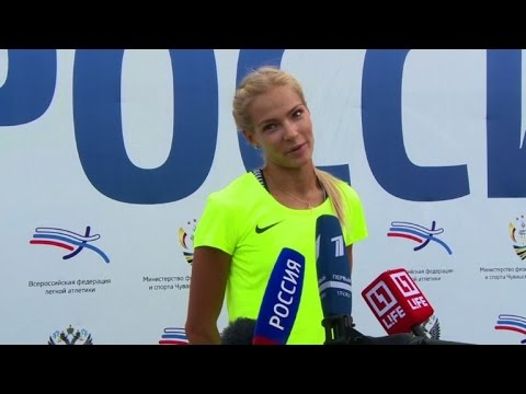 Russian athletes express excitement after IOC news