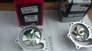 Kia Sedona Carnival water pump difference problem